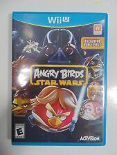Covers Angry Birds Star Wars wiiu