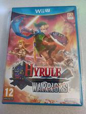 Covers Hyrule Warriors wiiu