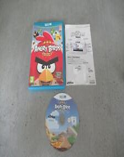 Covers Angry Birds Trilogy wiiu