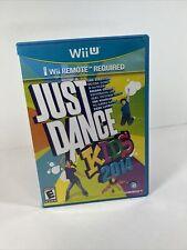 Covers Just Dance Kids 2014 wiiu