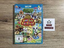 Covers Animal Crossing: Amiibo Festival wiiu
