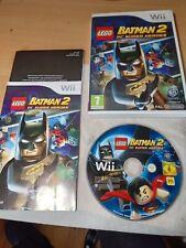 Covers LEGO Batman 2 : DC Super Heroes wiiu