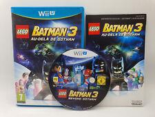Covers LEGO Batman 3 : Au-delà de Gotham wiiu