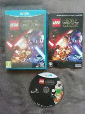 Covers LEGO Star Wars : Le Réveil de la Force wiiu