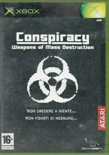 Covers Conspiracy: Weapons of Mass Destruction xbox