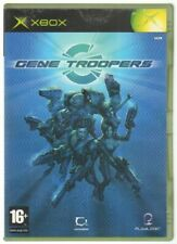 Covers Gene Troopers xbox