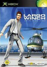 Covers Largo Winch: Empire Under Threat xbox