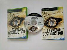 Covers Robot Wars: Extreme Destruction xbox