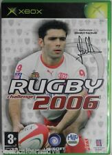 Covers Rugby Challenge 2006 xbox