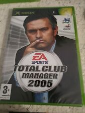 Covers Total Club Manager 2005 xbox