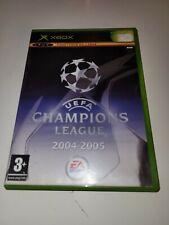 Covers UEFA Champions League 2004-2005 xbox