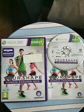 Covers Your Shape: Fitness Evolved 2012 xbox360_pal