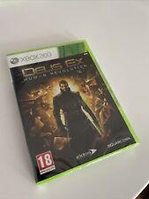 Covers Deus Ex: Human Revolution xbox360_pal