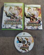 Covers Dynasty Warriors 5 Empires xbox360_pal
