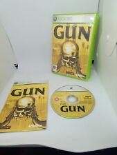 Covers Gun xbox360_pal
