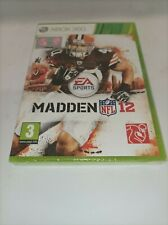 Covers Madden NFL 12 xbox360_pal