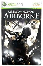 Covers Medal of Honor: Airborne xbox360_pal