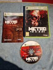 Covers Metro 2033 xbox360_pal