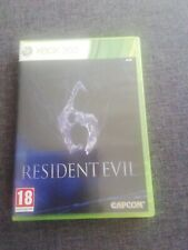 Covers Resident Evil 6 xbox360_pal